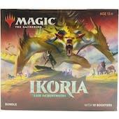 Magic the Gathering Ikoria: Lair of Behemoths Bundle Box