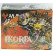 Magic the Gathering Ikoria: Lair of Behemoths Collector Booster Box