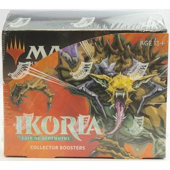 Magic the Gathering Ikoria: Lair of Behemoths Collector Booster Box