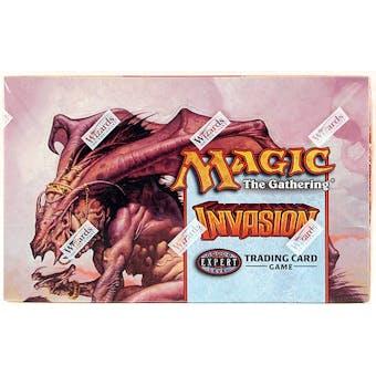 Magic the Gathering Invasion Booster Box