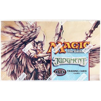 Magic the Gathering Judgment Booster Box