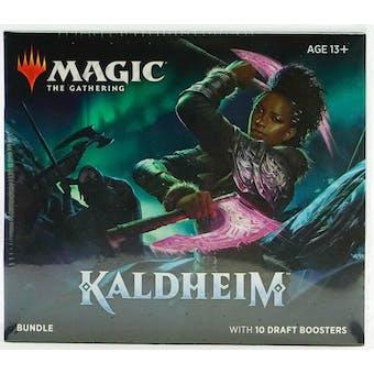 Magic the Gathering Kaldheim Bundle Box