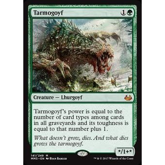 Magic the Gathering Modern Masters 2017 Single Tarmogoyf - NEAR MINT (NM)
