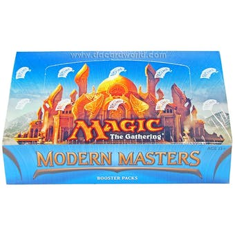 Magic the Gathering Modern Masters 2013 Edition Booster Box