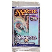 Magic the Gathering Nemesis Booster Pack (Reed Buy)
