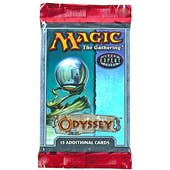 Magic the Gathering Odyssey Booster Pack (Reed Buy)