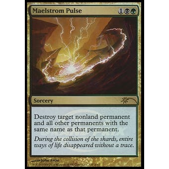 Magic the Gathering Promotional Single Maelstrom Pulse FOIL - NEAR MINT (NM) Sick Deal Pricing