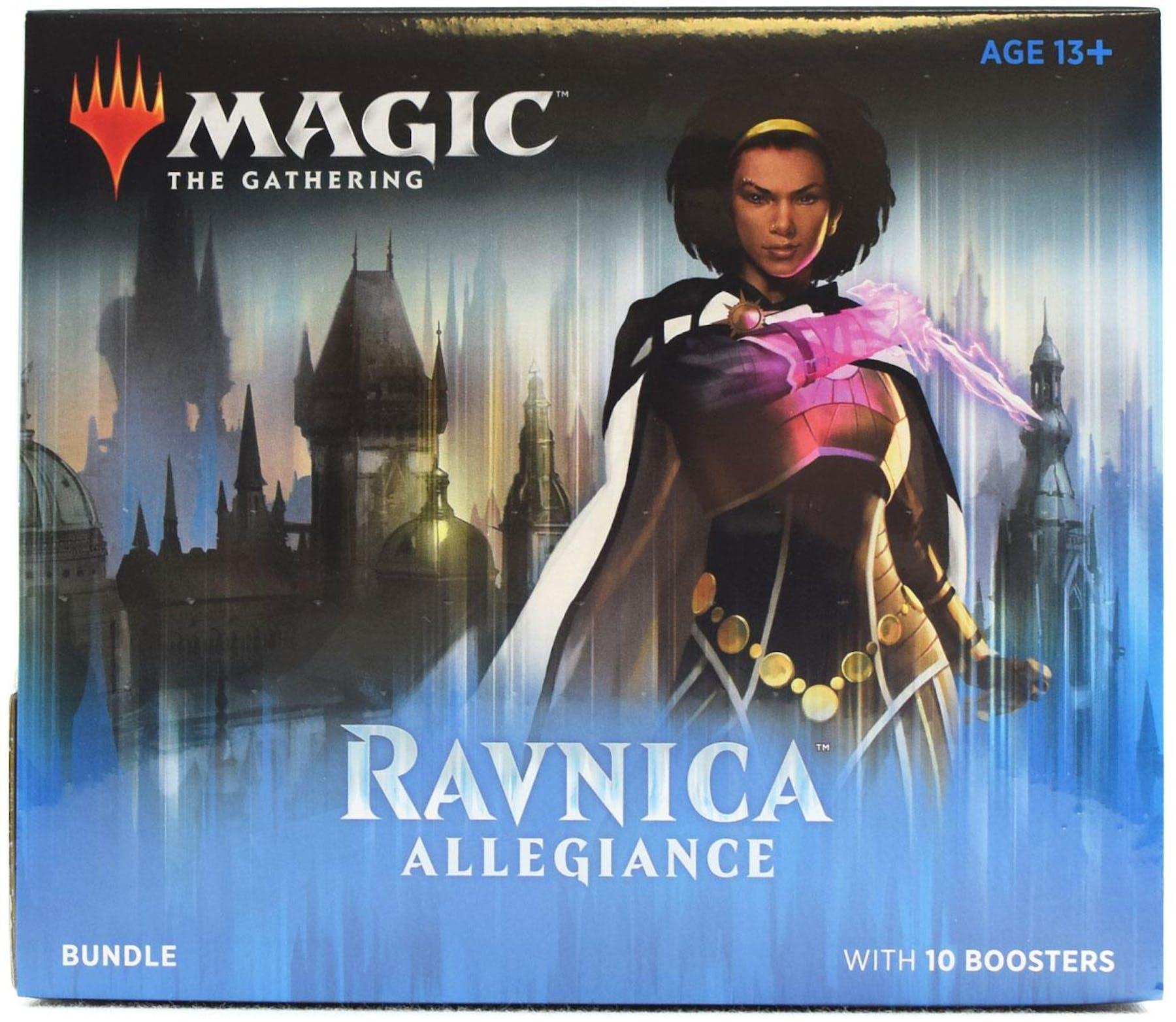Magic The Gathering Ravnica Allegiance Bundle 6-Box Case