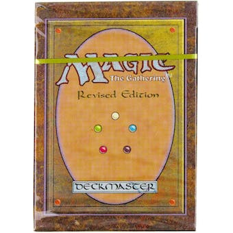 Magic the Gathering 3rd Ed (Revised) Starter Deck