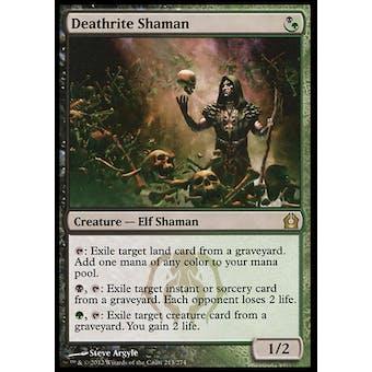 Magic the Gathering Return to Ravnica Single Deathrite Shaman - SLIGHT PLAY (SP)
