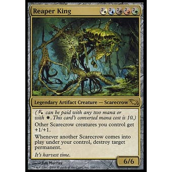 Magic the Gathering Shadowmoor Single Reaper King FOIL - NEAR MINT (NM)