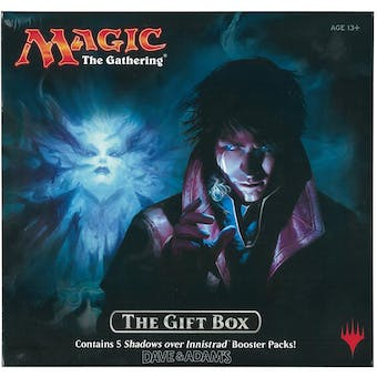 Magic the Gathering Shadows Over Innistrad Gift Box (2016)