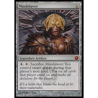 Magic the Gathering Scars of Mirrodin Single Mindslaver FOIL - SLIGHT PLAY (SP)