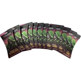 Magic the Gathering Throne of Eldraine Collector Booster 12-Pack Lot (Same as Collector Box)