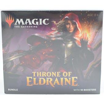 Magic the Gathering Throne of Eldraine Bundle Box