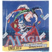 Magic the Gathering Unglued Booster Box (Reed Buy)