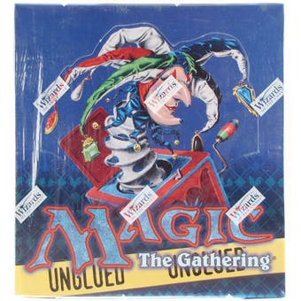 Magic the Gathering Unglued Booster Box