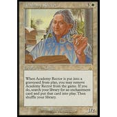 Magic the Gathering Urza's Destiny Single Academy Rector - MODERATE PLAY (MP)