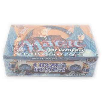 Magic the Gathering Urza's Destiny Booster Box [B] - Urza's Block!
