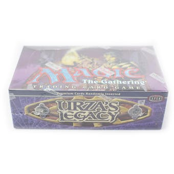 Magic the Gathering Urza's Legacy Booster Box - Urza's Block!