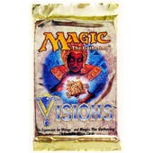 Magic the Gathering Visions Booster Pack (Reed Buy)