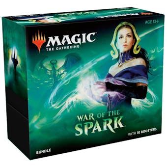 Magic the Gathering War of the Spark Bundle Box