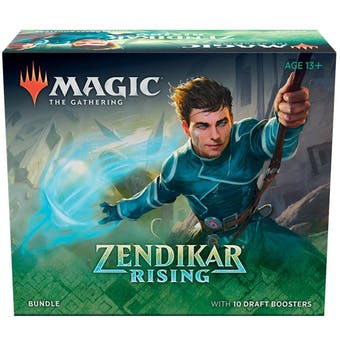 Magic the Gathering Zendikar Rising Bundle Box