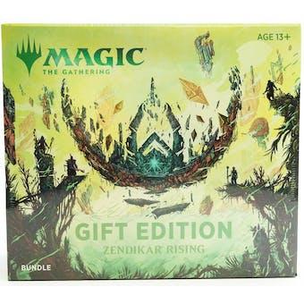 Magic the Gathering Zendikar Rising Holiday Gift Bundle Box