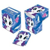 Ultra Pro My Little Pony Rarity Blue Full View Deck Box (Case of 60)