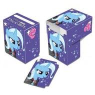 Ultra Pro My Little Pony Trixie Full View Deck Box
