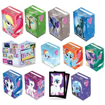 CLOSEOUT - Ultra Pro My Little Pony Supplies Liquidation - 8,000+ Pieces, $28,000+ MSRP
