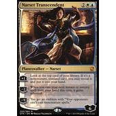 Magic the Gathering Dragons of Tarkir Single Narset Transcendent Foil NEAR MINT (NM)