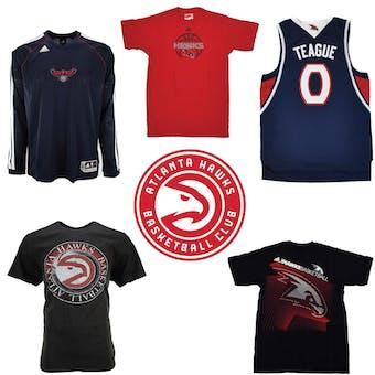 Atlanta Hawks Officially Licensed NBA Apparel Liquidation - 210+ Items, $11,900+ SRP!