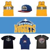Denver Nuggets Officially Licensed NBA Apparel Liquidation - 160+ Items, $11,000+ SRP!