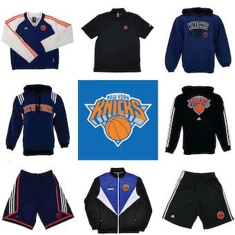 New York Knicks Officially Licensed NBA Apparel Liquidation - 1,180+ Items, $54,000+ SRP!
