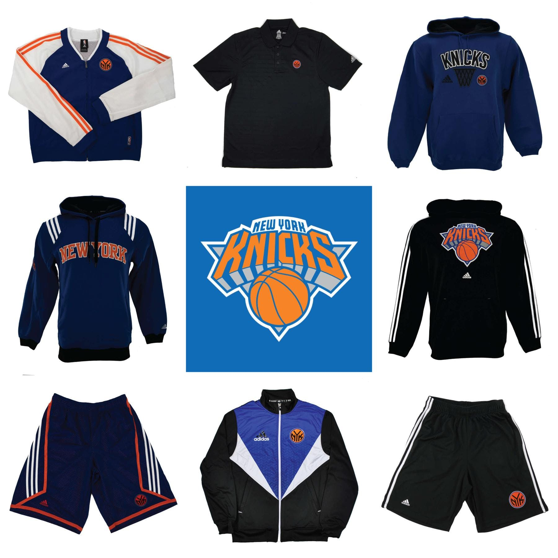 wholesale dealer 0a979 f83f1 New York Knicks Officially Licensed NBA Apparel Liquidation - 1,180+ Items,   54,000+ SRP!   DA Card World