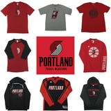 Portland Trail Blazers Officially Licensed NBA Apparel Liquidation - 460+ Items, $20,000+ SRP!