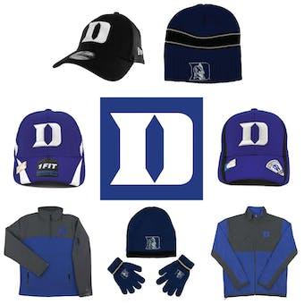 Duke Blue Devils Officially Licensed NCAA Apparel Liquidation - 300+ Items, $19,000+ SRP!
