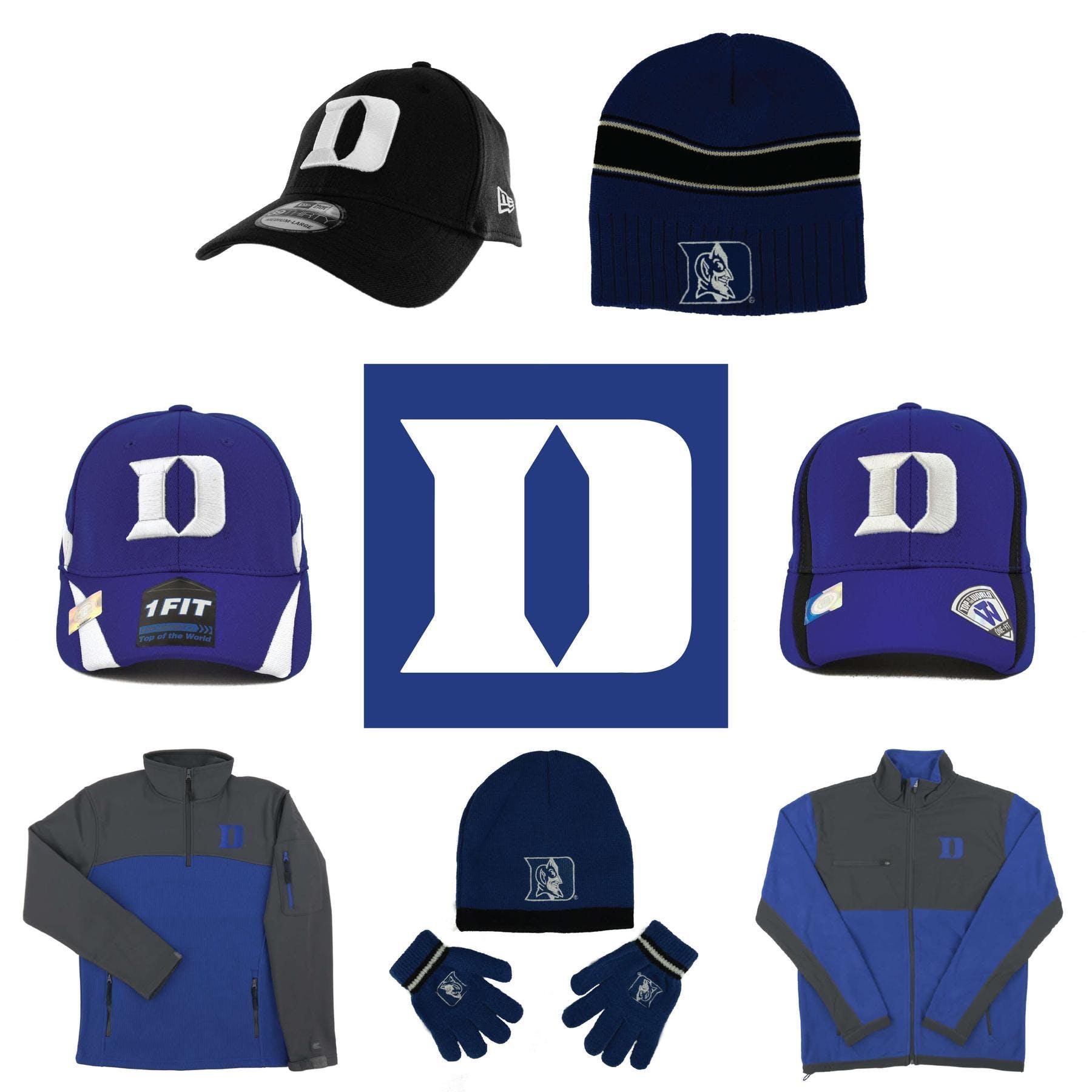outlet store d6dda 1c397 Duke Blue Devils Officially Licensed NCAA Apparel Liquidation - 300+ Items,  $19,000+ SRP!