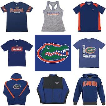 Florida Gators Officially Licensed NCAA Apparel Liquidation - 340+ Items, $15,000+ SRP!