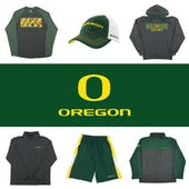 Oregon Ducks Officially Licensed NCAA Apparel Liquidation - 1,020+ Items, $36,200+ SRP!