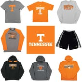 Tennessee Volunteers Officially Licensed NCAA Apparel Liquidation - 970+ Items, $35,400+ SRP!