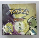 Pokemon Neo 4 Destiny 1st Edition Booster Box (B) - INVESTMENT QUALITY!