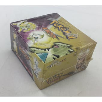 Pokemon Neo 4 Destiny Unlimited Booster Box