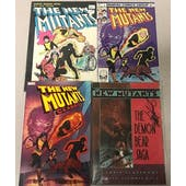 Marvel Graphic Novel #4 New Mutants #1 1st appearance Comic Lot