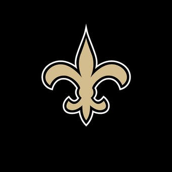 New Orleans Saints Officially Licensed NFL Apparel Liquidation - 310+ Items, $11,000+ SRP!