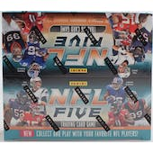 2019 Panini NFL Five Football Trading Card Game Booster Box