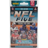 2019 Panini NFL Five Trading Card Game Starter Deck
