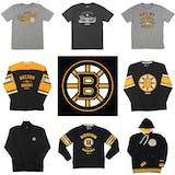Boston Bruins Officially Licensed NHL Apparel Liquidation - 4,080+ Items, $165,000+ SRP!