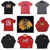 Chicago Blackhawks Officially Licensed NHL Apparel Liquidation - 3,000+ Items, $132,000+ SRP!